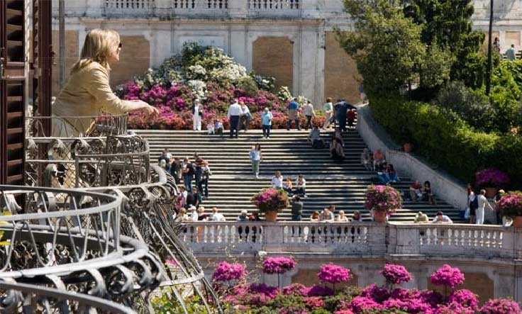 Luxury Hotel Rome Spanish Steps