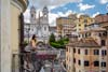The Inn At The Spanish Step  is Hotels in rome