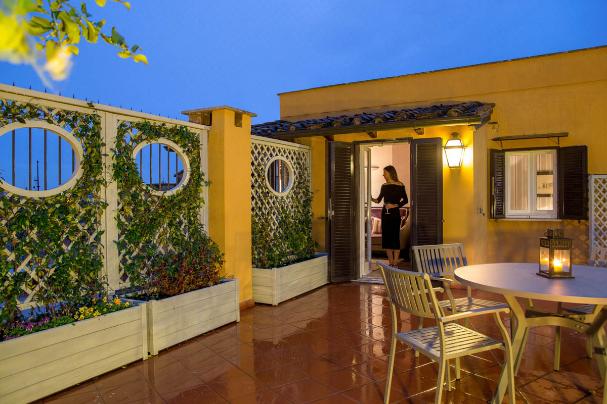 The Inn At The Spanish Step Find Hotel in Rome: Panoramic Honeymoon ...